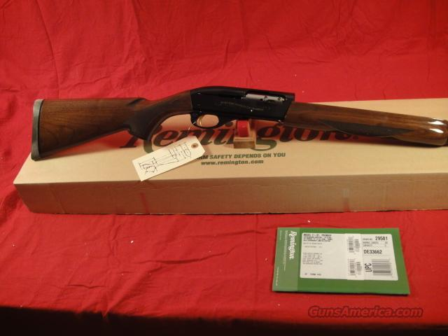 REMINGTON 1187 PREMIER DALE EARNHARDT 20 GAUGE  Guns > Shotguns > Remington Shotguns  > Autoloaders > Hunting