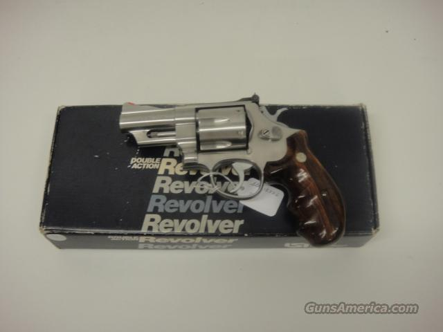 "SMITH&WESSON 657 41 MAG 3""  Guns > Pistols > Smith & Wesson Revolvers > Full Frame Revolver"