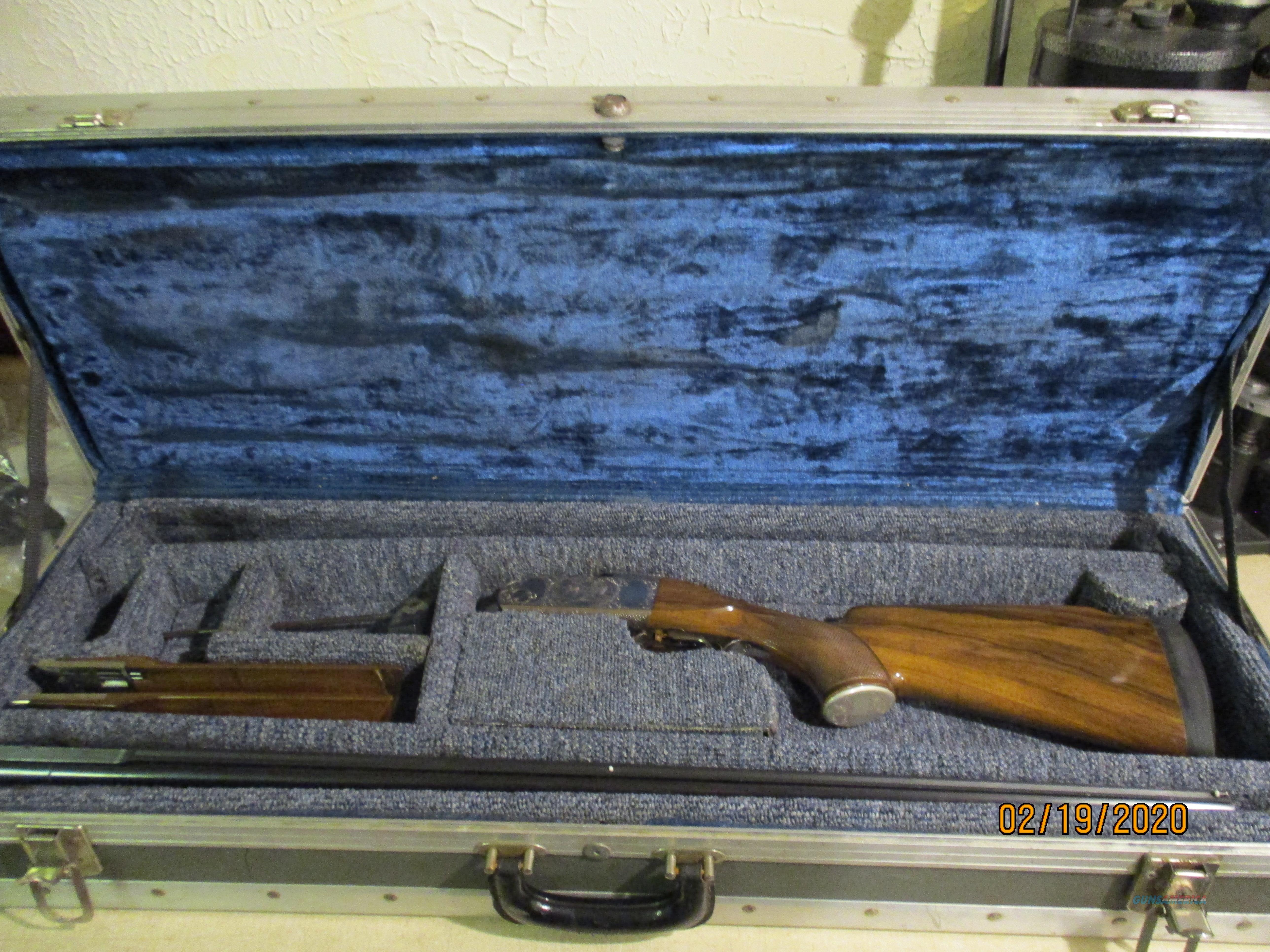 """K-80 Bavaria Trap  32""""   Guns > Shotguns > Krieghoff Shotguns"""