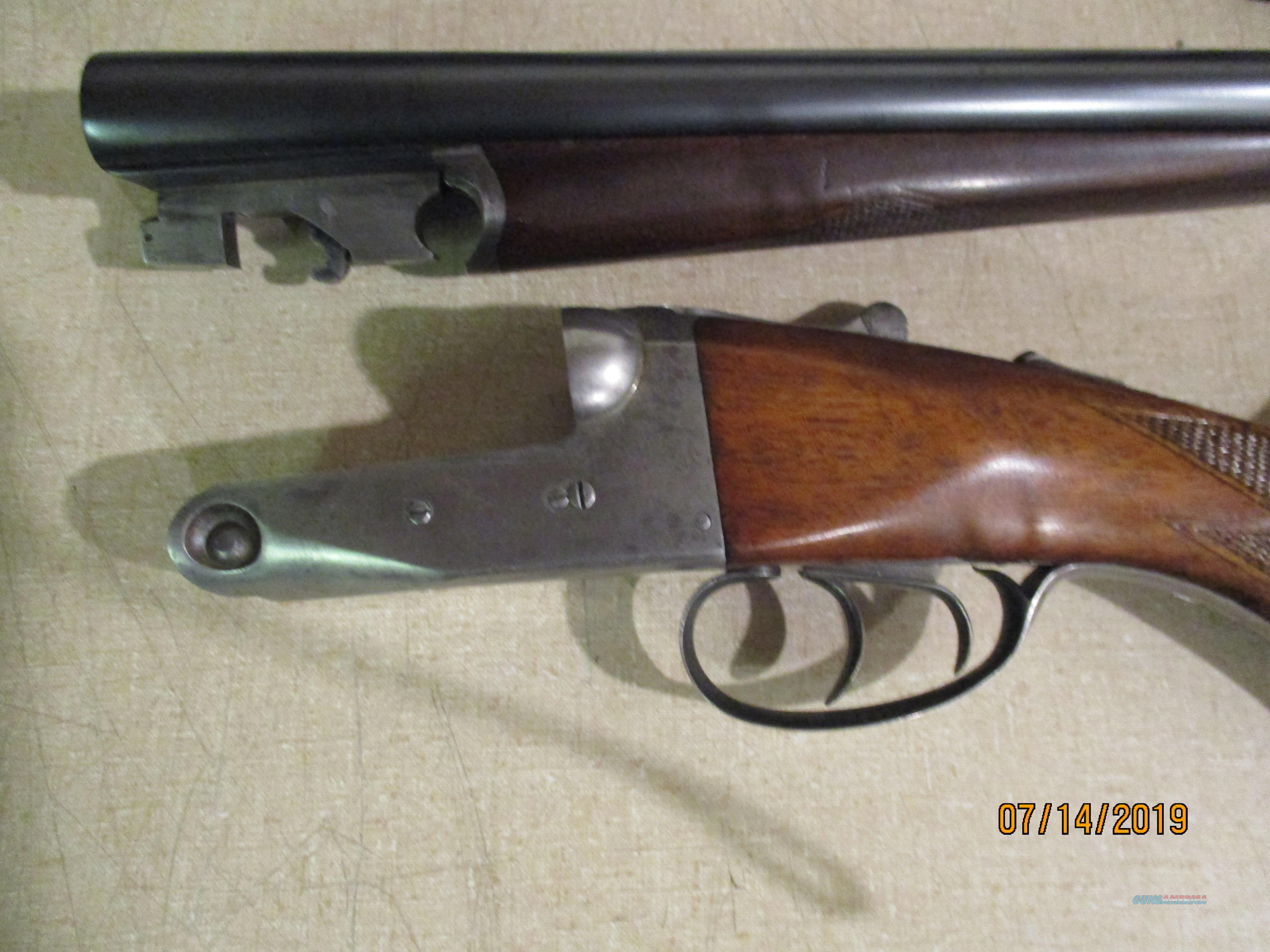20 Ga. Parker Trojan field shotgun   Guns > Shotguns > Parker Shotguns