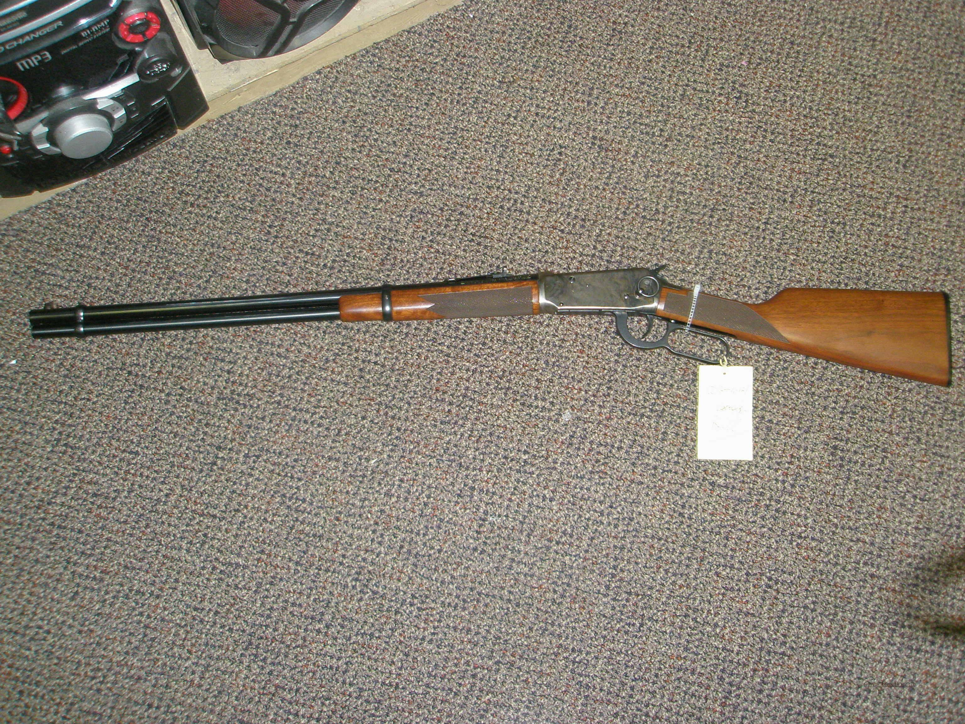 Winchester 94 AE .45 LC SRC with action job and extra set of carbine barrels.  Guns > Rifles > Winchester Rifles - Modern Lever > Model 94 > Post-64