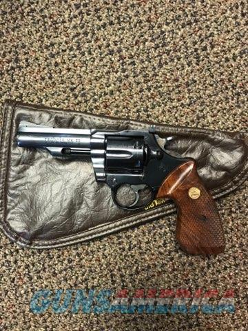 Colt MK III Trooper .22 magnum without box.  Guns > Pistols > Collectible Revolvers