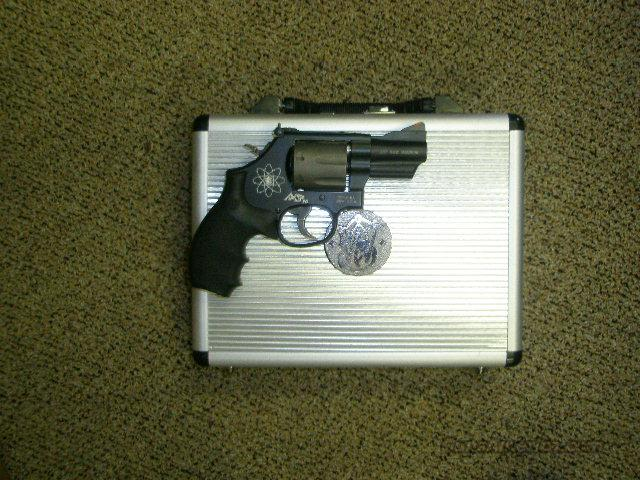 Smith Wesson 386PD .357 7 shot air lite.   Guns > Pistols > Smith & Wesson Revolvers > Full Frame Revolver