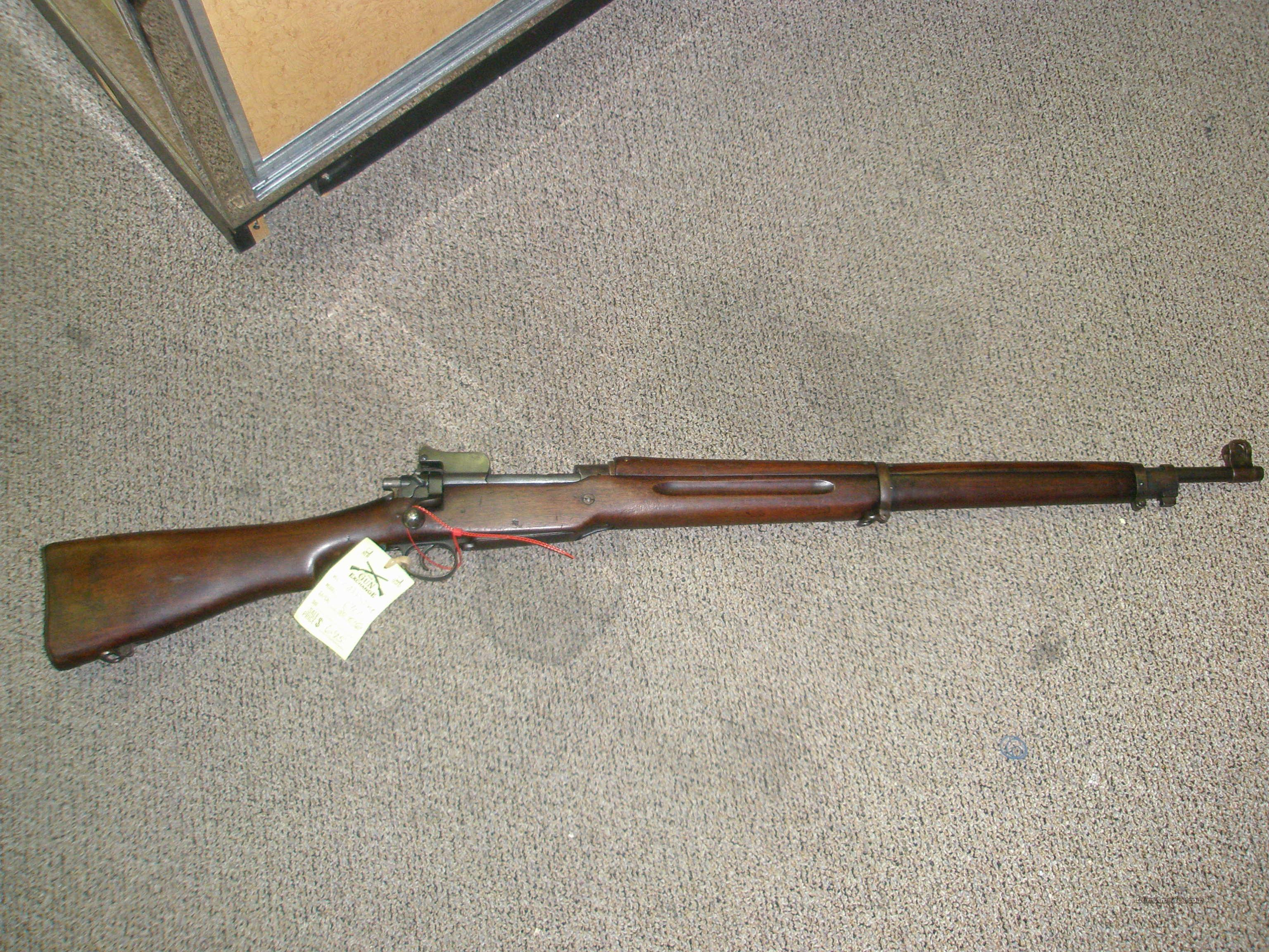 Eddystone 1917 .30-06  Guns > Rifles > Military Misc. Rifles US > M1 Garand