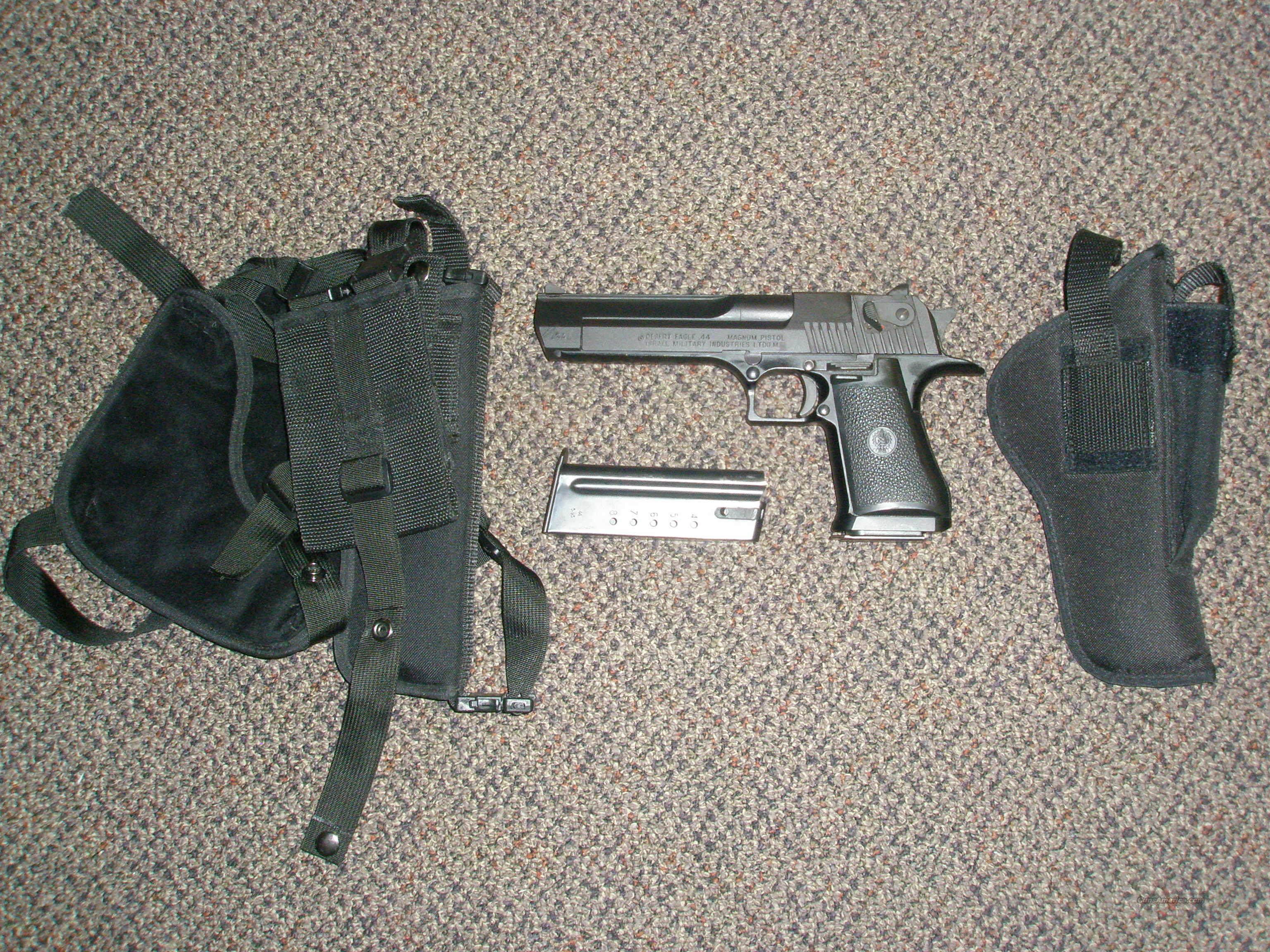 Magnum Research Desert Eagle .44 mag  Guns > Pistols > Magnum Research Pistols