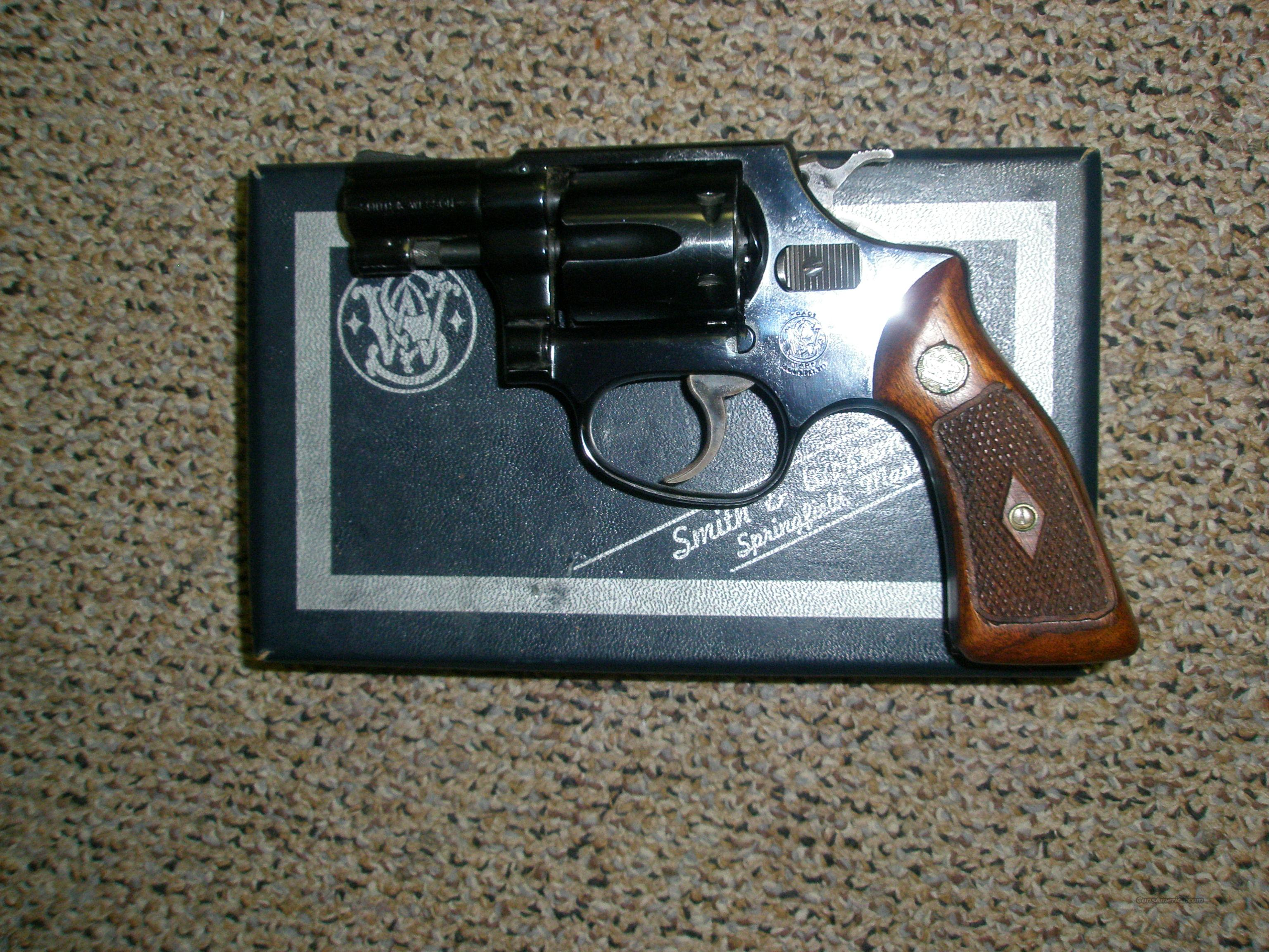 Smith Wesson 31-1 .32 SW long with box.  Guns > Pistols > Smith & Wesson Revolvers > Full Frame Revolver