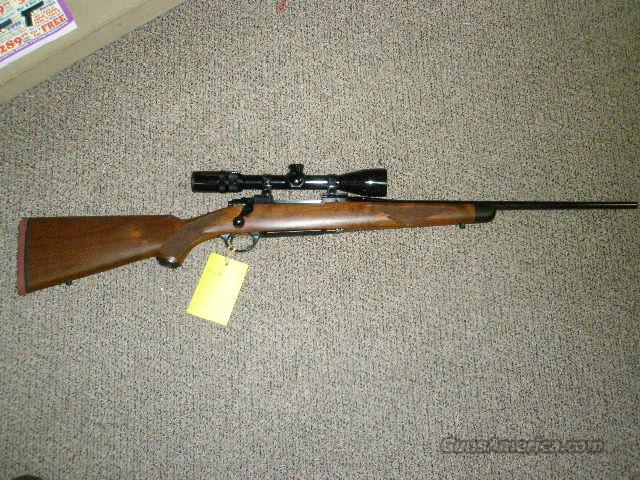 Ruger M77 Black tip .257 Roberts/Bushnell banner  Guns > Rifles > Ruger Rifles > Model 77