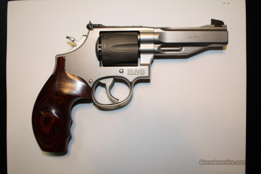 S&W 646 40 caliber  Guns > Pistols > Smith & Wesson Revolvers > Performance Center