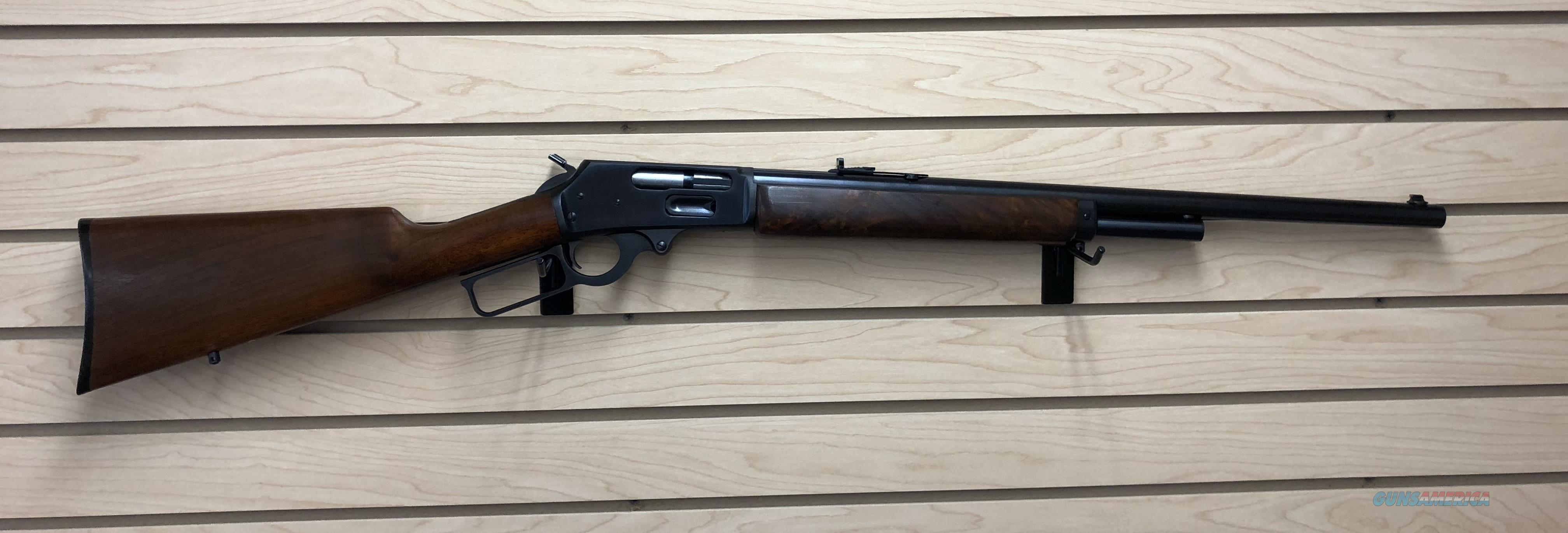 1976 Marlin 1895 JM stamped, Pre-safety, North Haven .45-70  Guns > Rifles > Marlin Rifles > Modern > Lever Action
