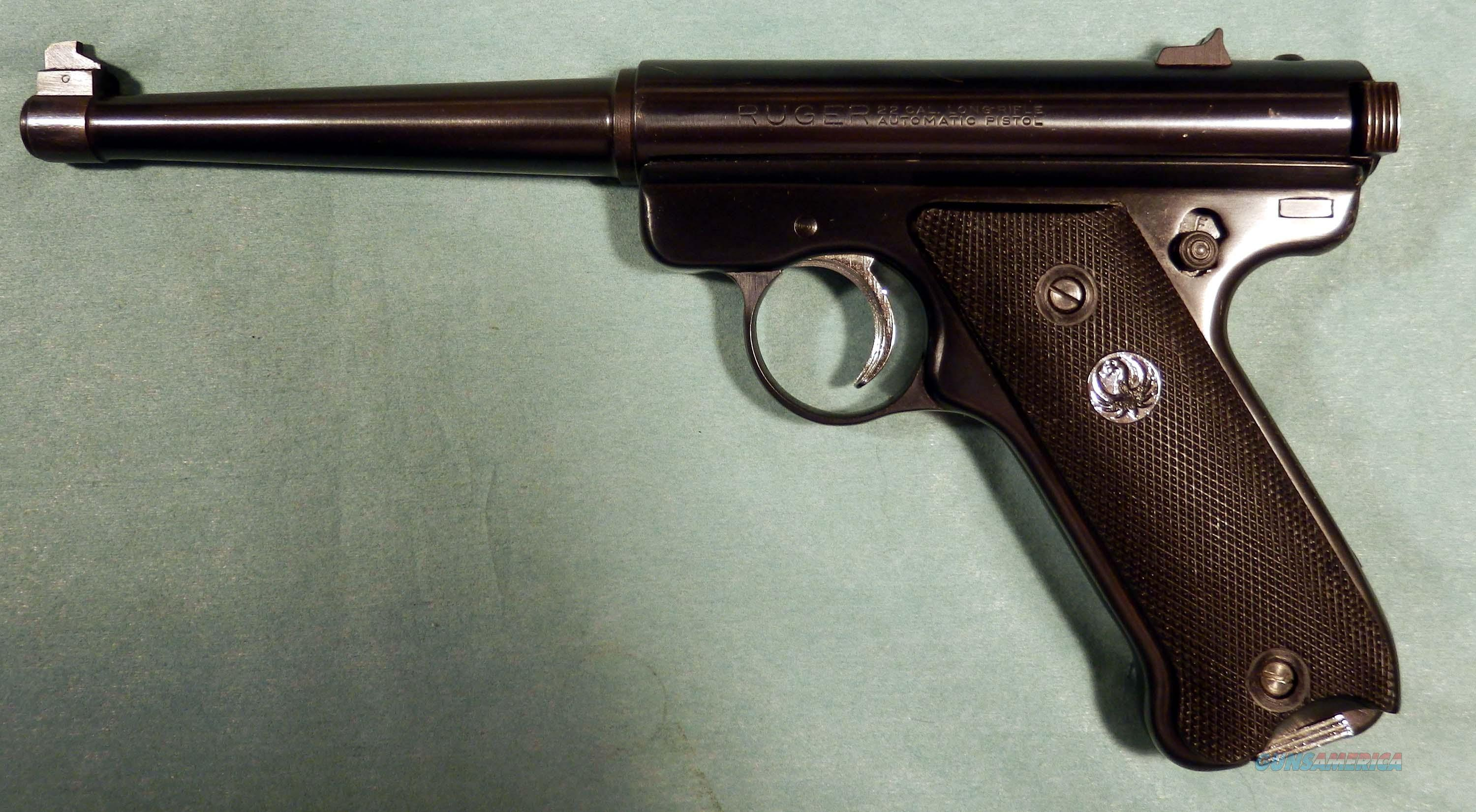 "RUGER .22LR  ""STANDARD"" PISTOL MADE IN 1961  Guns > Pistols > Ruger Semi-Auto Pistols > LCP"