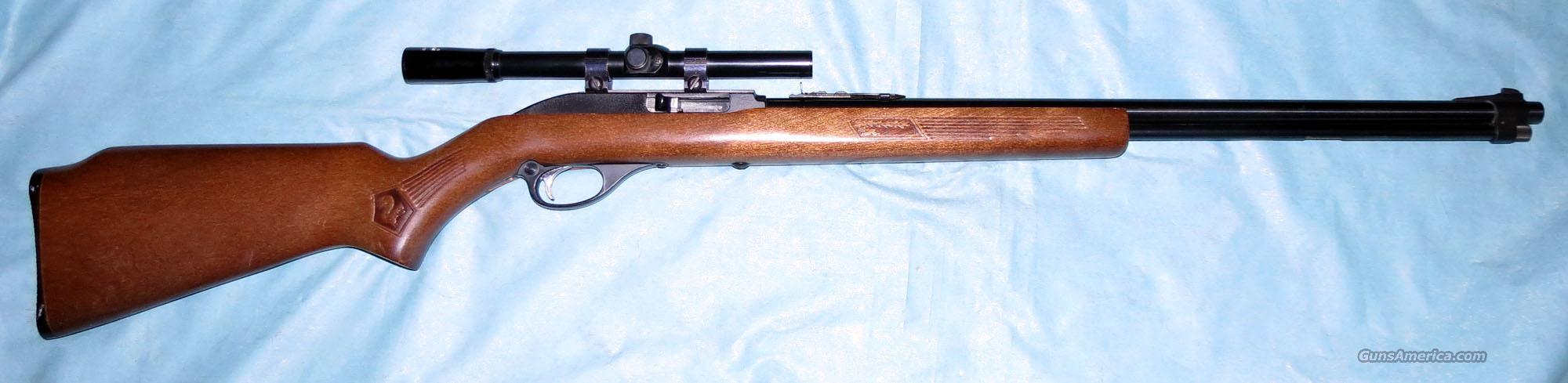 MARLIN GLENFIELD 22LR. - LIKE NEW  Guns > Rifles > Marlin Rifles > Modern > Semi-auto