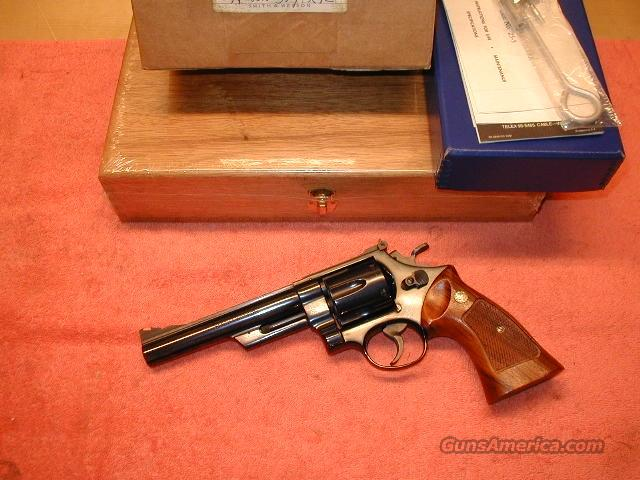 Model 25-5 .45 Colt - NIB!  Guns > Pistols > Smith & Wesson Revolvers > Full Frame Revolver