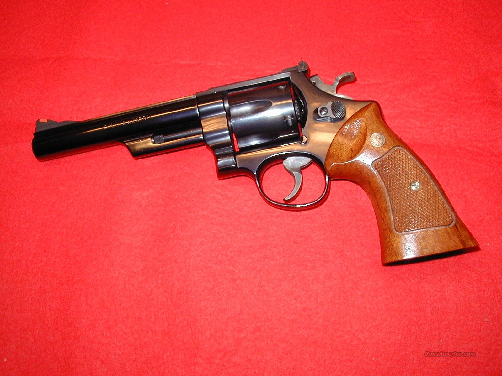 Model 25-5 pinned - Mint!  Guns > Pistols > Smith & Wesson Revolvers > Full Frame Revolver