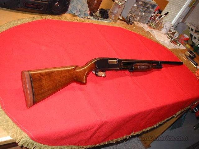 Model 12 Heavy Duck Solid Rib - Mint!  Guns > Shotguns > Winchester Shotguns - Modern > Pump Action > Hunting