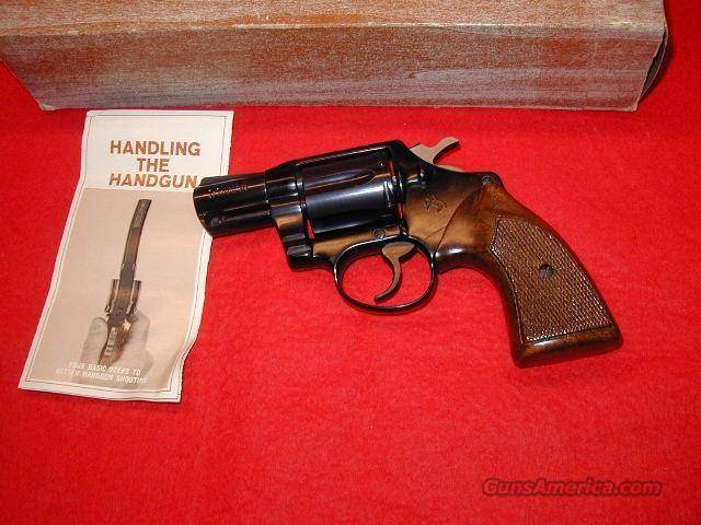 "Cobra 2"" 38 Spl - 2nd Issue  Guns > Pistols > Colt Double Action Revolvers- Modern"