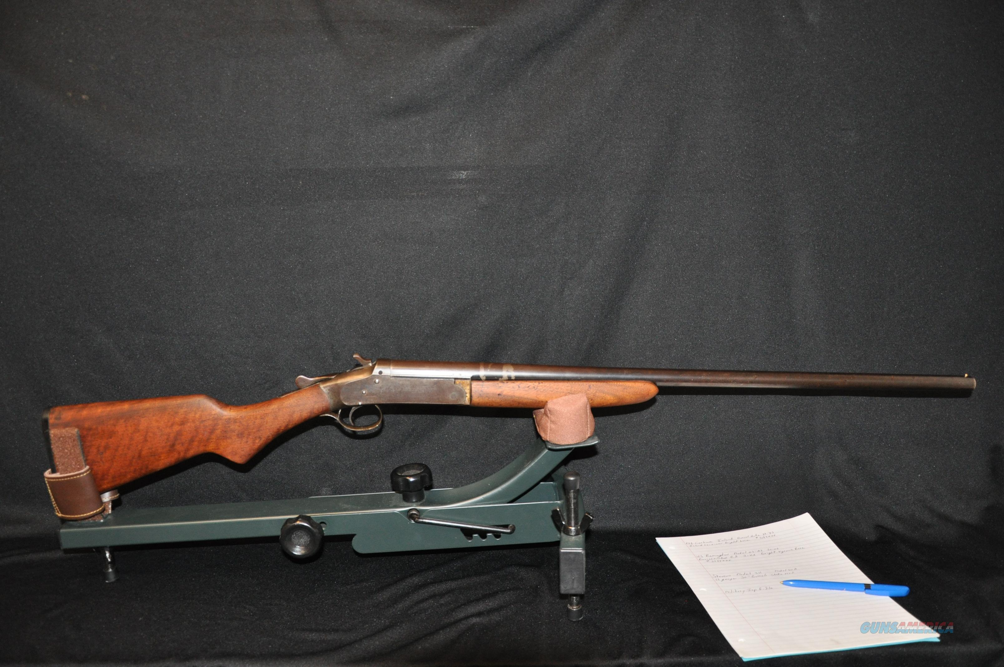 Iver Johnson's Arms & Cycle Works  Guns > Shotguns > Iver Johnson Shotguns