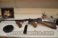Model 1927 A1 Thompson  Guns > Rifles > Auto Ordnance Rifles