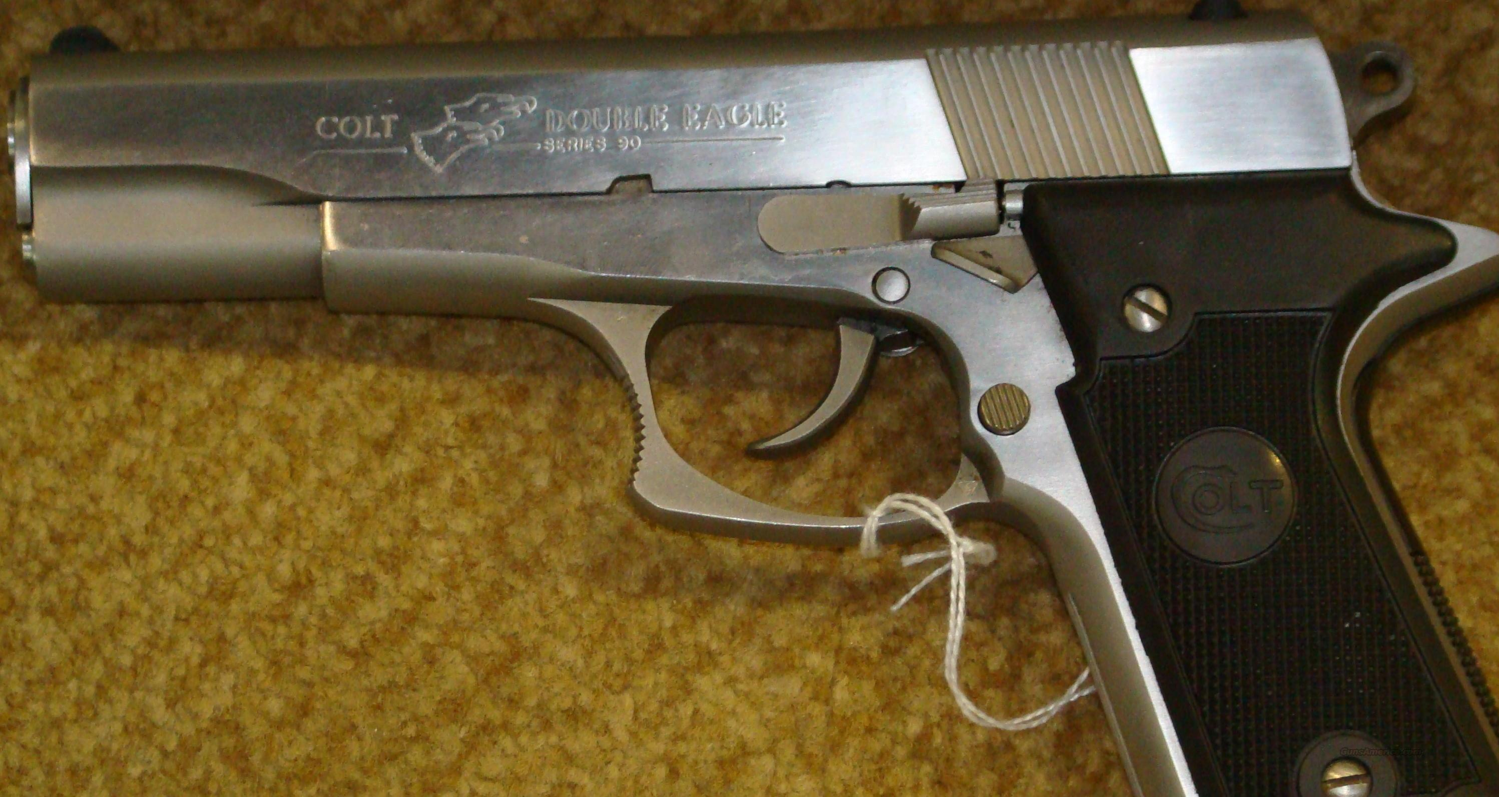 Colt Double Eagle series 90 .45acp  Guns > Pistols > Colt Automatic Pistols (1911 & Var)