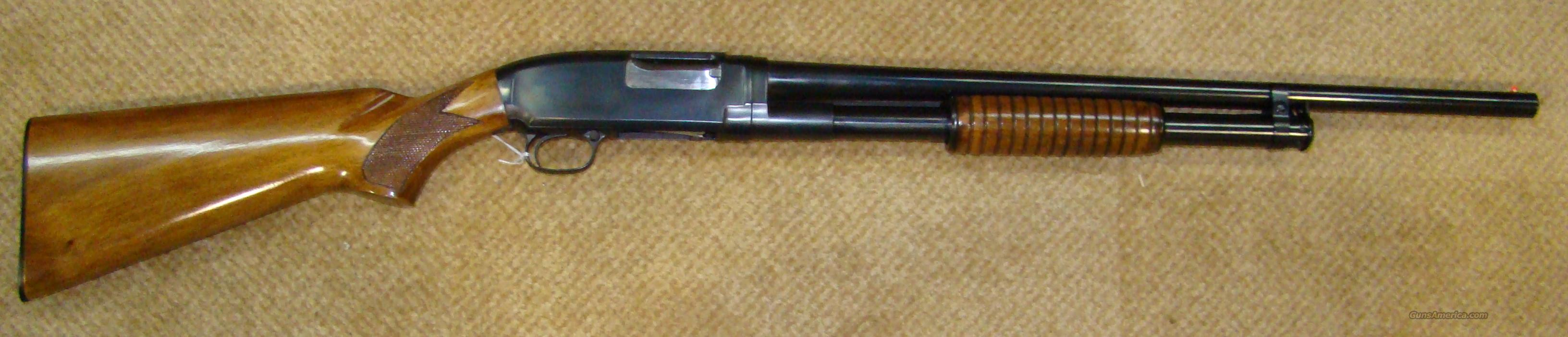 Winchester Model 12 16 gauge  Guns > Shotguns > Winchester Shotguns - Modern > Pump Action > Hunting