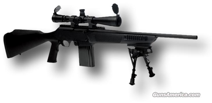 "FN AR .308 rifle Light fluted 20"" barrel  Guns > Rifles > FNH - Fabrique Nationale (FN) Rifles > Semi-auto > Other"