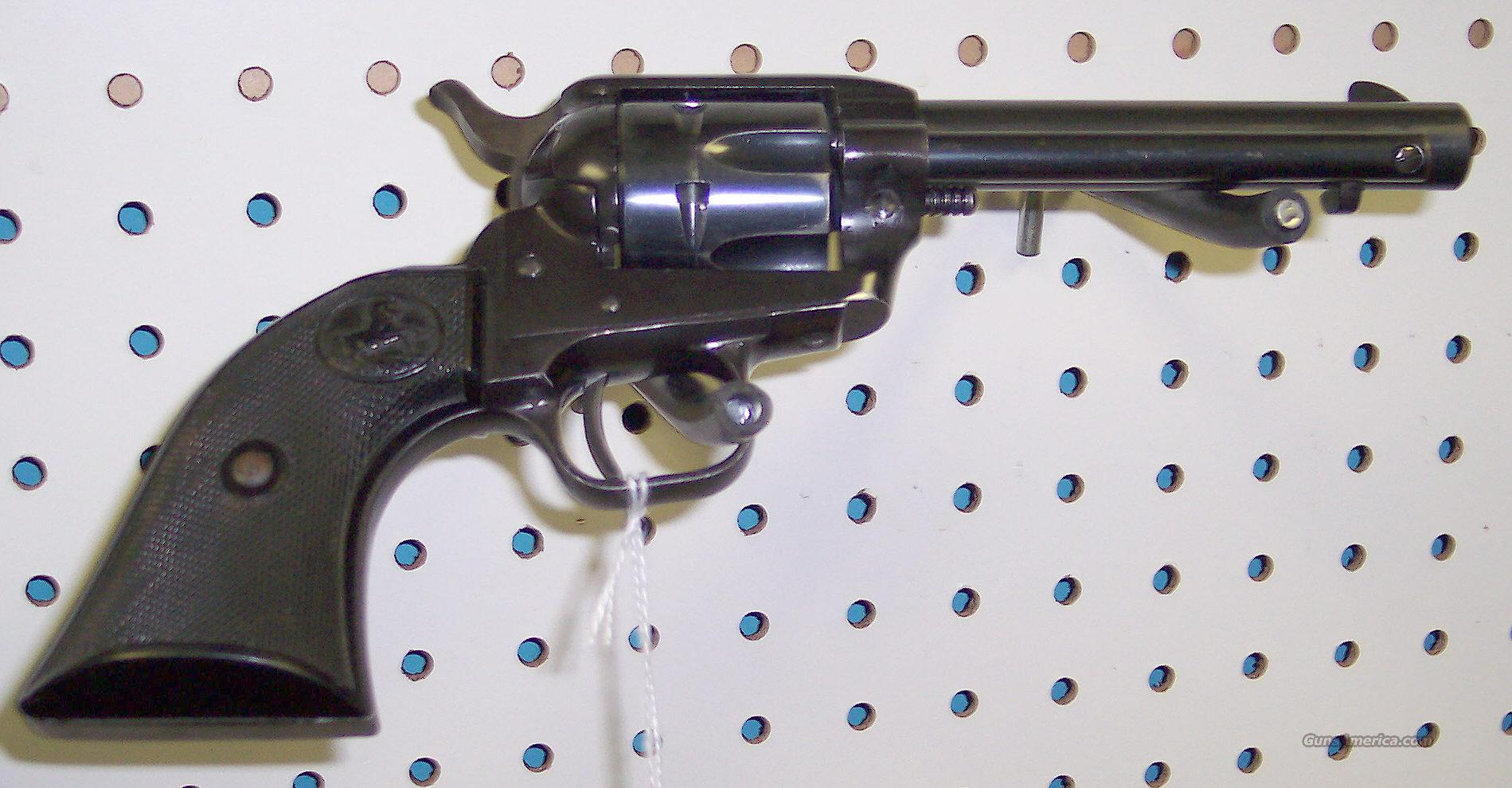 COLT Single Action Frontier Scout .22  Guns > Pistols > Colt Single Action Revolvers - Modern (22 Cal.)