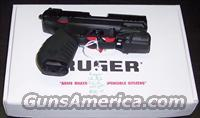 Ruger SR-22 with Tac Light.  Guns > Pistols > Ruger Semi-Auto Pistols > P-Series