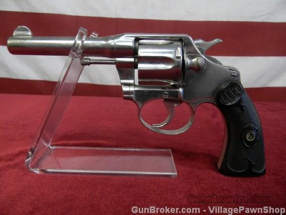 "Colt Police Positive 38 4"" Barrel 6 Round 29588  Guns > Pistols > Colt Double Action Revolvers- Modern"