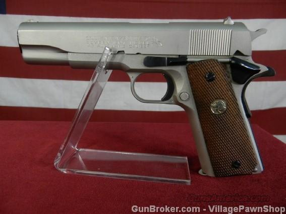 "Colt Mark IV Series 70 MS 45 ACP 5"" 7 Shot 28950  Guns > Pistols > Colt Automatic Pistols (1911 & Var)"