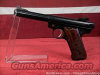 "Ruger MKIII512-60 22LR 5.5"" 10136 22356  Ruger Semi-Auto Pistols > Mark I & II Family"