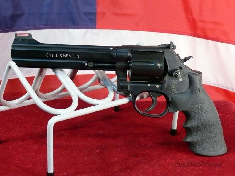 "S&W 386 XL Hunter 357 Magnum 7-Shot Rev-6"" Bl.-21223  Guns > Pistols > Smith & Wesson Revolvers > Full Frame Revolver"