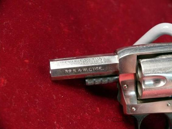 "H&R Arms Young America DA Nickel .32S&W 5-Shot 2""    Guns > Pistols > Harrington & Richardson Pistols"