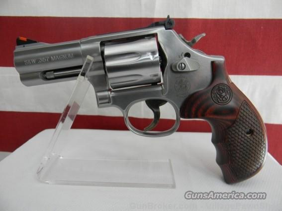 "S&W 686 TALO 357 Mag 3"" 150713 38074  Guns > Pistols > Smith & Wesson Revolvers > Full Frame Revolver"