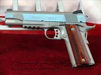 Colt XSE SS Government Model Rail Gun 1911 .45 ACP  Guns > Pistols > Colt Automatic Pistols (1911 & Var)