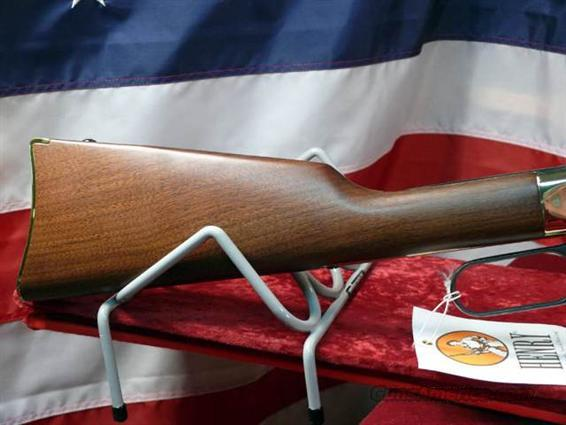 Henry Golden Boy .17 HMR Lever-Action H004V Rifle    Guns > Rifles > Henry Rifle Company