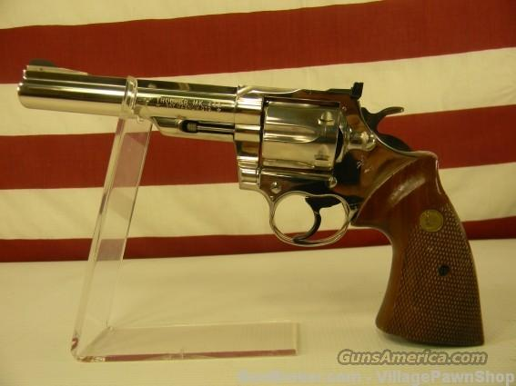 "Colt Trooper MKIII 357 Mag 6"" 36701  Guns > Pistols > Colt Double Action Revolvers- Modern"