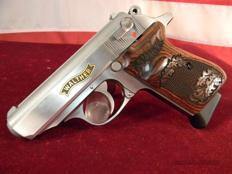 "Walther PPK/S Lew Horton Exclusive 380 SS 3.35"" Barrel -22512  Guns > Pistols > Walther Pistols > Post WWII > PP Series"
