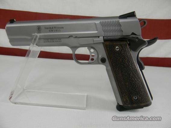 "S&W 1911 Pro 9MM 5"" 178017 35598  Guns > Pistols > Smith & Wesson Pistols - Autos > Steel Frame"