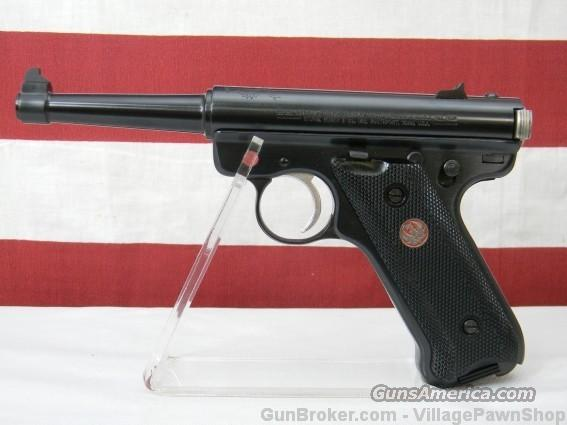 "Ruger MK II 50 Years edition 22LR 4 1/2"" 39231  Guns > Pistols > Ruger Semi-Auto Pistols > Mark I & II Family"