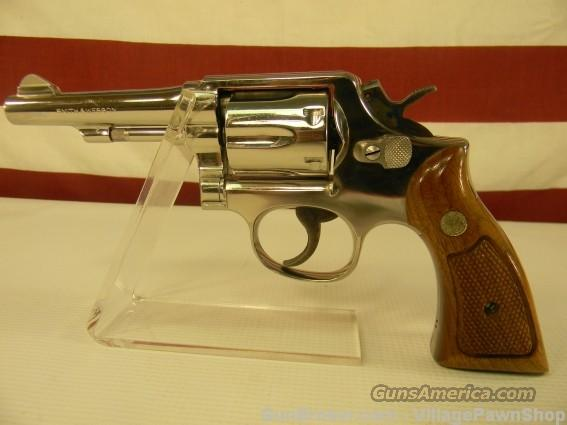 "S&W 10-7 38 Special 4"" 36488  Guns > Pistols > Smith & Wesson Revolvers > Model 10"