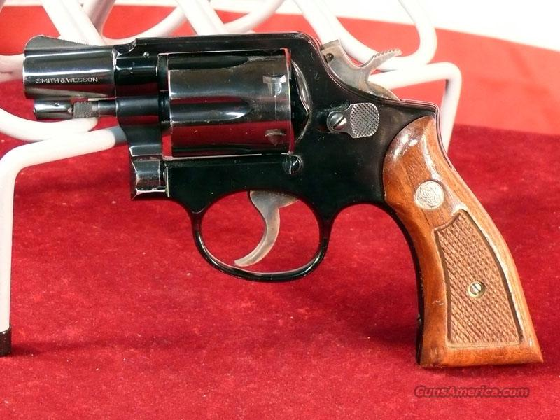 "S&W 12-2 Airweight 38 Special-2"" Pinned Bl.-20957  Guns > Pistols > Smith & Wesson Revolvers > Model 10"