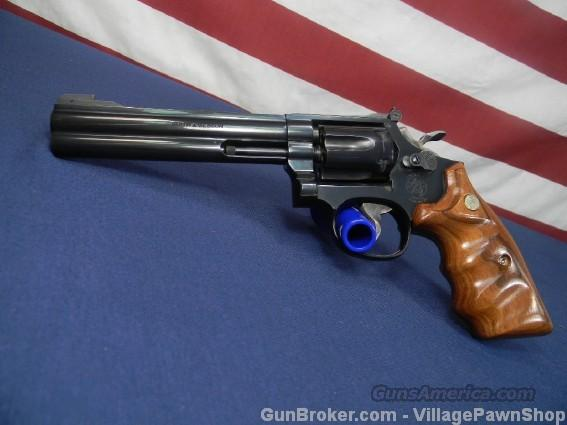"S&W 17-6 22LR 6"" 28699  Guns > Pistols > Smith & Wesson Revolvers > Full Frame Revolver"