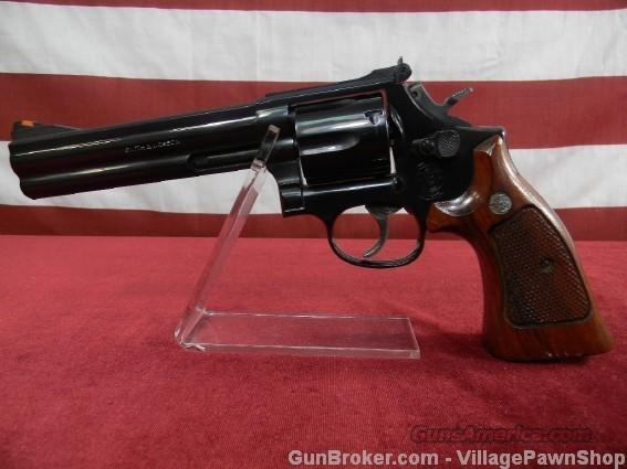 "S&W 586 357 Magnum6"" 6 Shot 30304  Guns > Pistols > Smith & Wesson Revolvers > Full Frame Revolver"