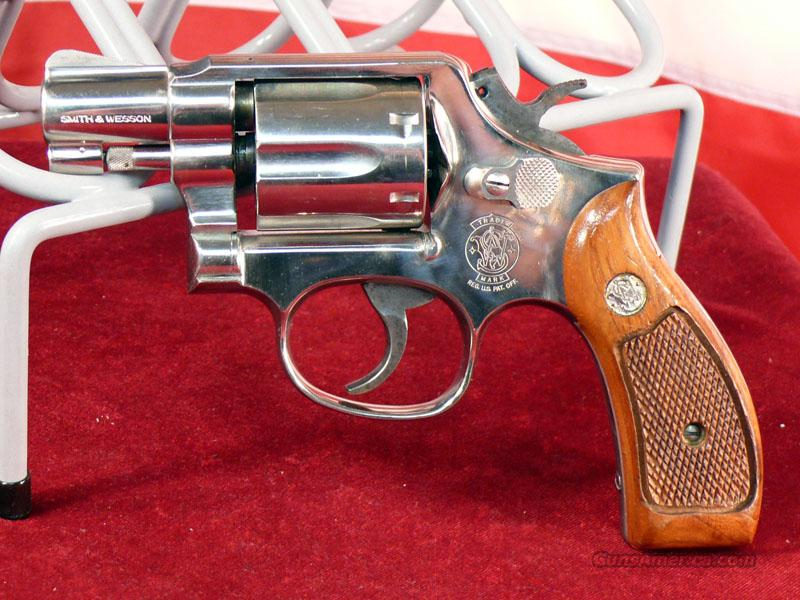 "S&W 10-7 Nickel 38 Special-2"" Bl.-Silver Anniversary-20958  Guns > Pistols > Smith & Wesson Revolvers > Model 10"