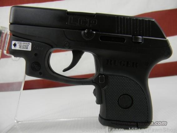 "Ruger LCP-CT 380ACP 2.75"" 03713 39802 w/Laser  Guns > Pistols > Ruger Semi-Auto Pistols > LCP"