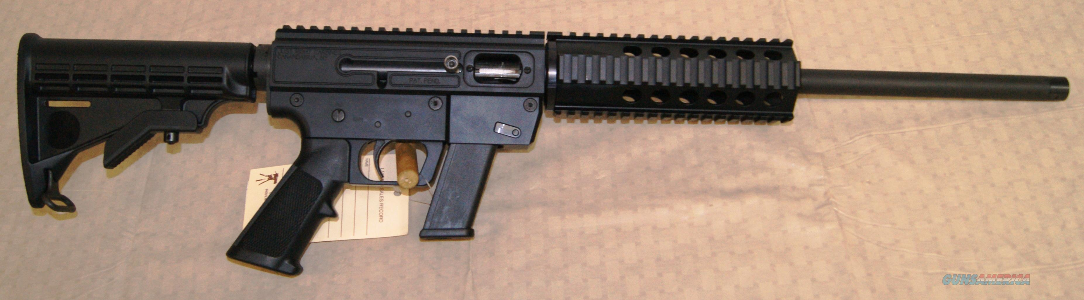 Just Right Carbine G-9mm AR15 Utilizes Glock Mags  Guns > Rifles > IJ Misc Rifles