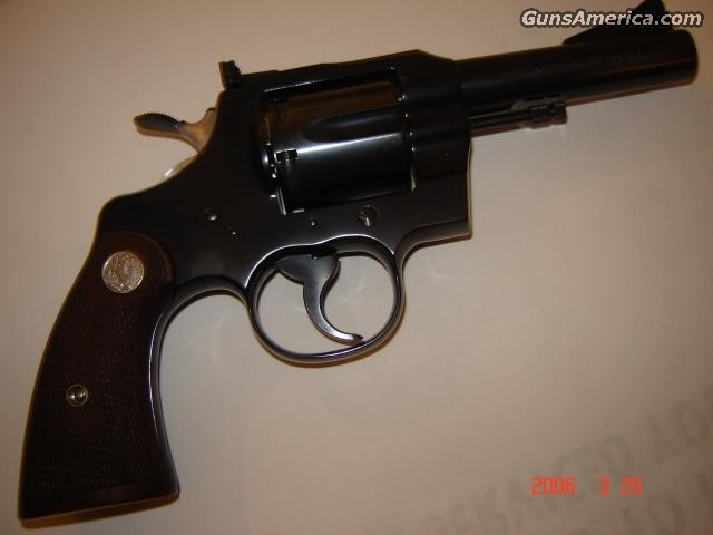 Colt Trooper 357 Reduced  Guns > Pistols > Colt Double Action Revolvers- Modern