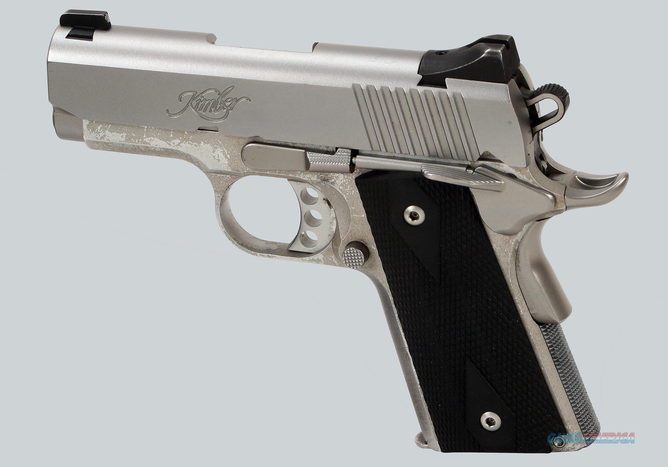 Kimber 9mm Ultra Carry Pistol  Guns > Pistols > Kimber of America Pistols