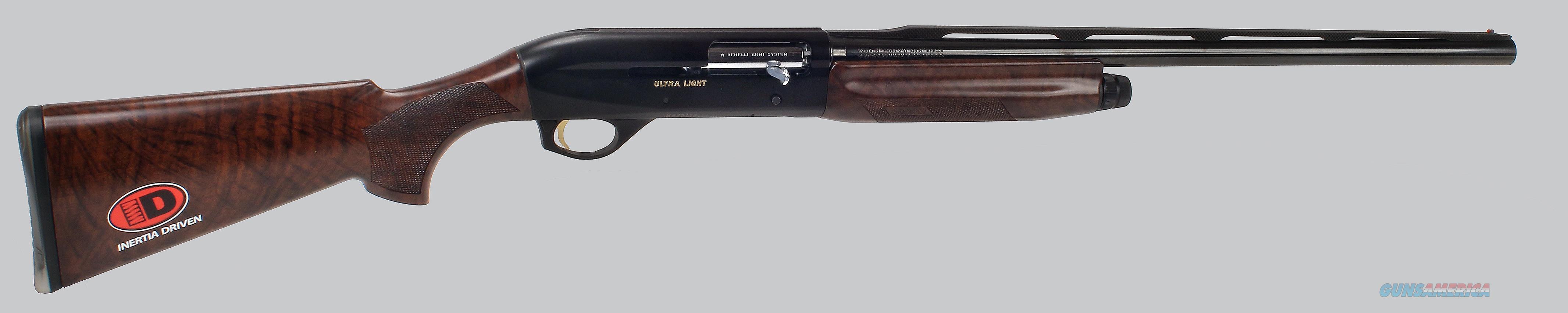 Benelli Ultra Light 12ga Pump Shotgun  Guns > Shotguns > Benelli Shotguns > Sporting