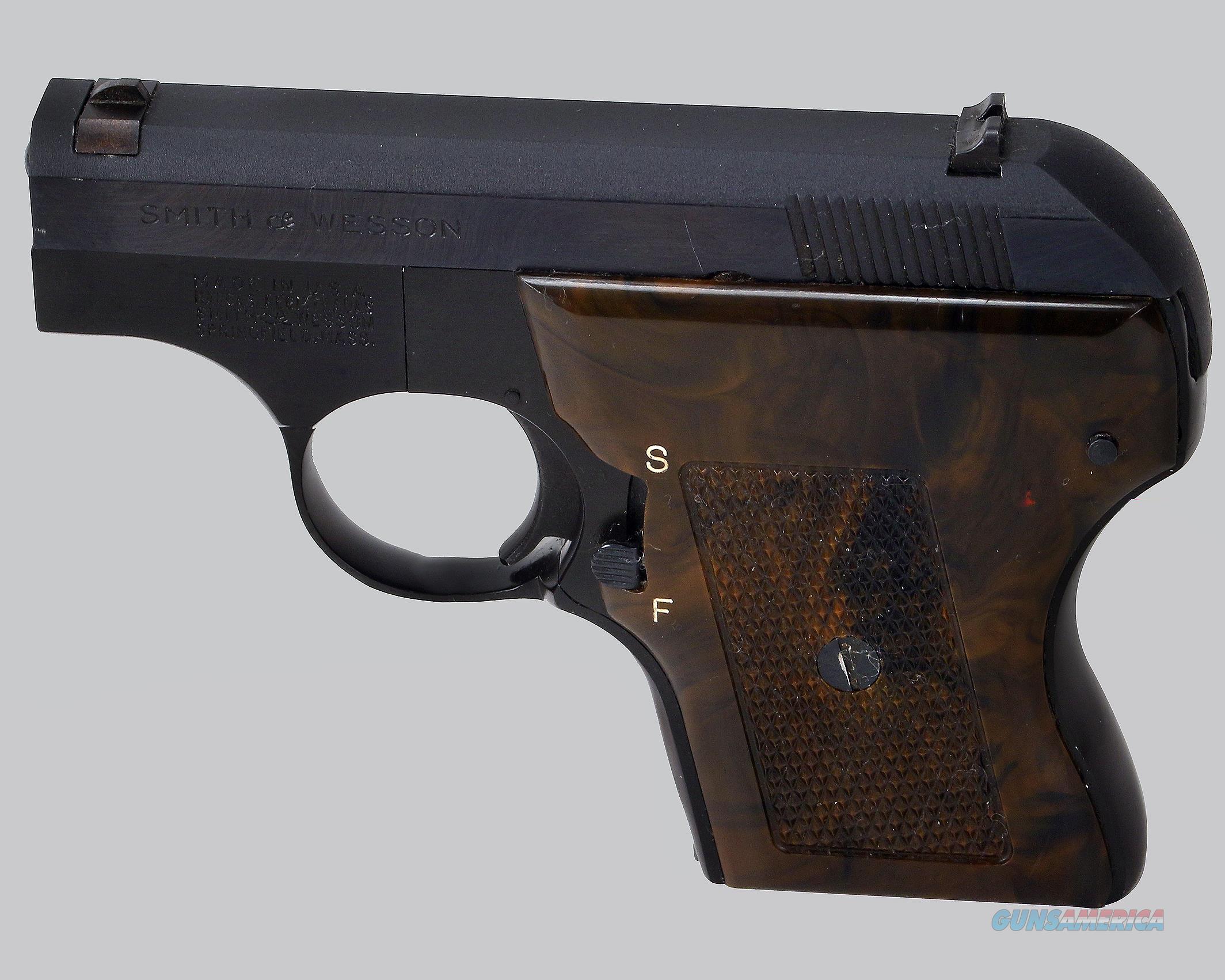 Smith & Wesson 22LR Model 61-2 Pistol  Guns > Pistols > Smith & Wesson Pistols - Autos > .22 Autos