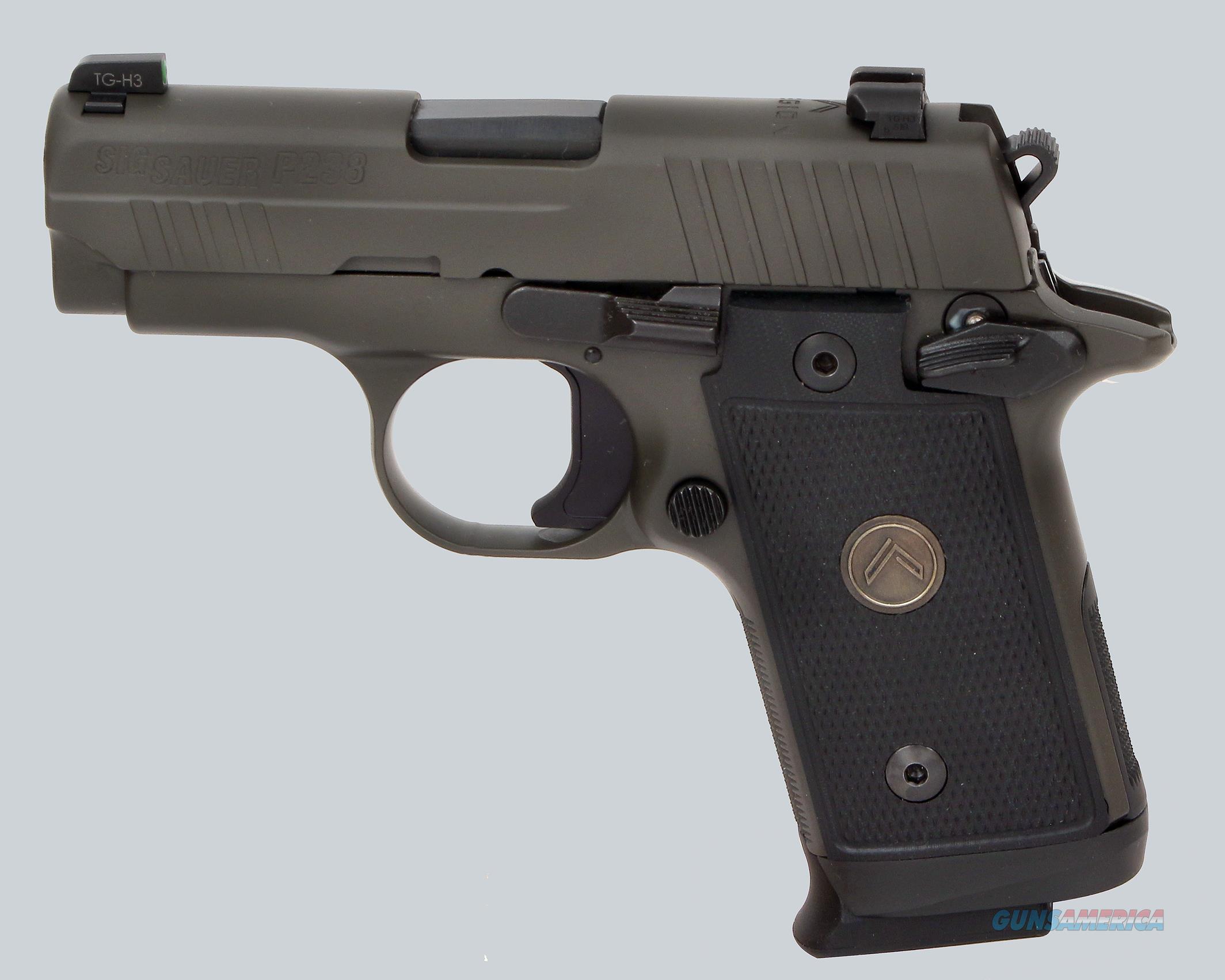 Sig Sauer 380acp P238 Pistol  Guns > Pistols > Sig - Sauer/Sigarms Pistols > P238